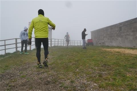 TRAIL di PIZZO San Michele N°3157 FOTO scattate a raffica in VETTA da Peppe Dalessio con nebbia e gran freddo - foto 254