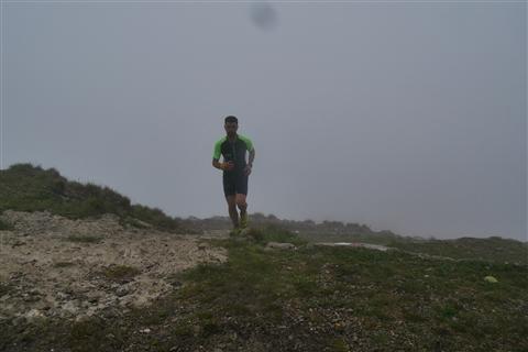 TRAIL di PIZZO San Michele N°3157 FOTO scattate a raffica in VETTA da Peppe Dalessio con nebbia e gran freddo - foto 256