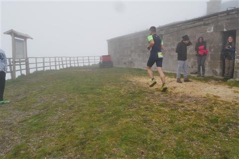 TRAIL di PIZZO San Michele N°3157 FOTO scattate a raffica in VETTA da Peppe Dalessio con nebbia e gran freddo - foto 284