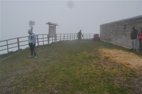 TRAIL di PIZZO San Michele N°3157 FOTO scattate a raffica in VETTA da Peppe Dalessio con nebbia e gran freddo - foto 326