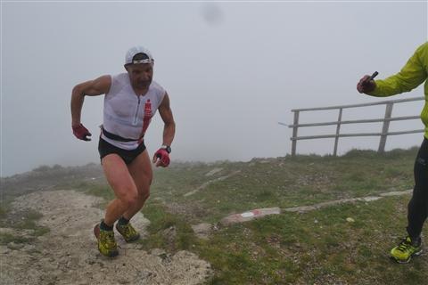 TRAIL di PIZZO San Michele N°3157 FOTO scattate a raffica in VETTA da Peppe Dalessio con nebbia e gran freddo - foto 351