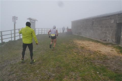 TRAIL di PIZZO San Michele N°3157 FOTO scattate a raffica in VETTA da Peppe Dalessio con nebbia e gran freddo - foto 363