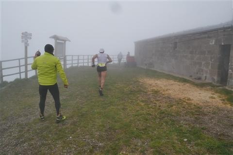 TRAIL di PIZZO San Michele N°3157 FOTO scattate a raffica in VETTA da Peppe Dalessio con nebbia e gran freddo - foto 364
