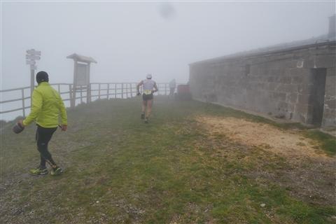 TRAIL di PIZZO San Michele N°3157 FOTO scattate a raffica in VETTA da Peppe Dalessio con nebbia e gran freddo - foto 369