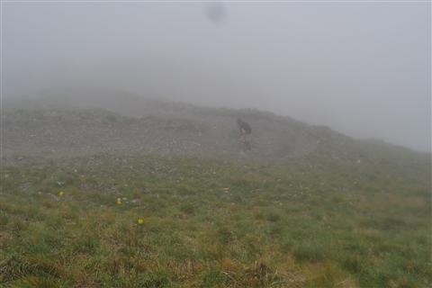 TRAIL di PIZZO San Michele N°3157 FOTO scattate a raffica in VETTA da Peppe Dalessio con nebbia e gran freddo - foto 374