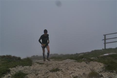 TRAIL di PIZZO San Michele N°3157 FOTO scattate a raffica in VETTA da Peppe Dalessio con nebbia e gran freddo - foto 392