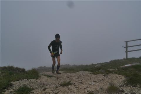 TRAIL di PIZZO San Michele N°3157 FOTO scattate a raffica in VETTA da Peppe Dalessio con nebbia e gran freddo - foto 393