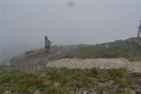 TRAIL di PIZZO San Michele N°3157 FOTO scattate a raffica in VETTA da Peppe Dalessio con nebbia e gran freddo - foto 426
