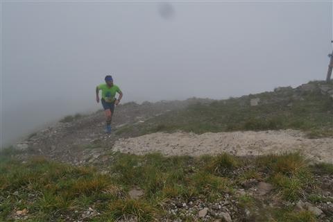 TRAIL di PIZZO San Michele N°3157 FOTO scattate a raffica in VETTA da Peppe Dalessio con nebbia e gran freddo - foto 433