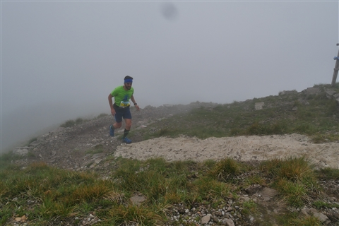 TRAIL di PIZZO San Michele N°3157 FOTO scattate a raffica in VETTA da Peppe Dalessio con nebbia e gran freddo - foto 437
