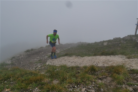 TRAIL di PIZZO San Michele N°3157 FOTO scattate a raffica in VETTA da Peppe Dalessio con nebbia e gran freddo - foto 439