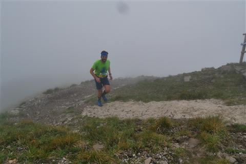 TRAIL di PIZZO San Michele N°3157 FOTO scattate a raffica in VETTA da Peppe Dalessio con nebbia e gran freddo - foto 441