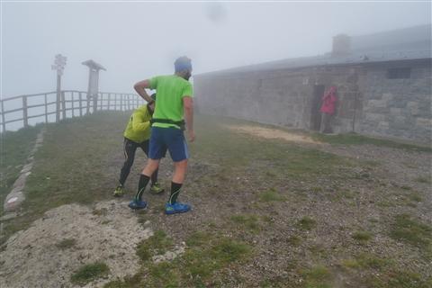 TRAIL di PIZZO San Michele N°3157 FOTO scattate a raffica in VETTA da Peppe Dalessio con nebbia e gran freddo - foto 457