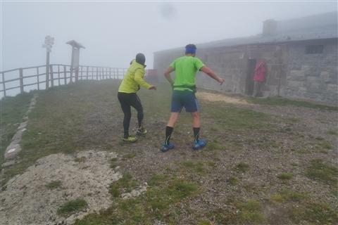 TRAIL di PIZZO San Michele N°3157 FOTO scattate a raffica in VETTA da Peppe Dalessio con nebbia e gran freddo - foto 464