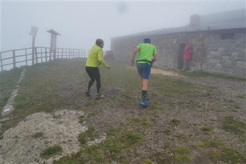TRAIL di PIZZO San Michele N°3157 FOTO scattate a raffica in VETTA da Peppe Dalessio con nebbia e gran freddo - foto 467