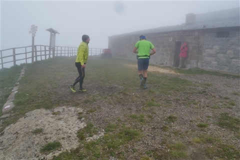 TRAIL di PIZZO San Michele N°3157 FOTO scattate a raffica in VETTA da Peppe Dalessio con nebbia e gran freddo - foto 471
