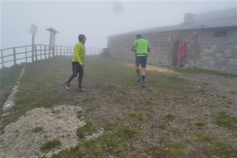 TRAIL di PIZZO San Michele N°3157 FOTO scattate a raffica in VETTA da Peppe Dalessio con nebbia e gran freddo - foto 472