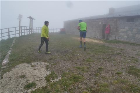 TRAIL di PIZZO San Michele N°3157 FOTO scattate a raffica in VETTA da Peppe Dalessio con nebbia e gran freddo - foto 473