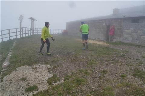 TRAIL di PIZZO San Michele N°3157 FOTO scattate a raffica in VETTA da Peppe Dalessio con nebbia e gran freddo - foto 474