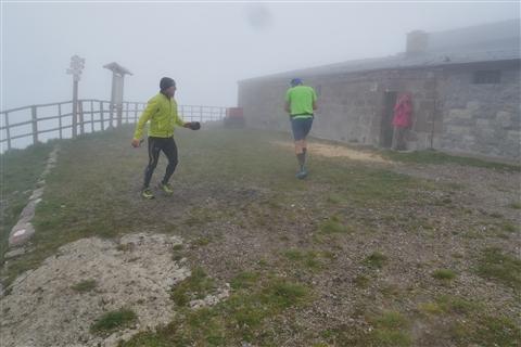 TRAIL di PIZZO San Michele N°3157 FOTO scattate a raffica in VETTA da Peppe Dalessio con nebbia e gran freddo - foto 475
