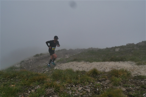 TRAIL di PIZZO San Michele N°3157 FOTO scattate a raffica in VETTA da Peppe Dalessio con nebbia e gran freddo - foto 479
