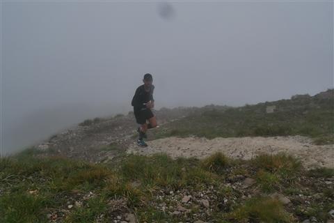 TRAIL di PIZZO San Michele N°3157 FOTO scattate a raffica in VETTA da Peppe Dalessio con nebbia e gran freddo - foto 481