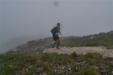 TRAIL di PIZZO San Michele N°3157 FOTO scattate a raffica in VETTA da Peppe Dalessio con nebbia e gran freddo - foto 483