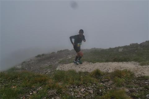 TRAIL di PIZZO San Michele N°3157 FOTO scattate a raffica in VETTA da Peppe Dalessio con nebbia e gran freddo - foto 484