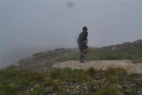 TRAIL di PIZZO San Michele N°3157 FOTO scattate a raffica in VETTA da Peppe Dalessio con nebbia e gran freddo - foto 486
