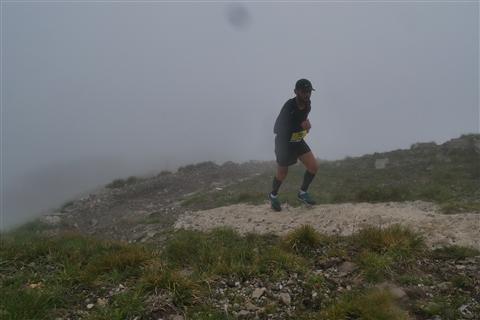 TRAIL di PIZZO San Michele N°3157 FOTO scattate a raffica in VETTA da Peppe Dalessio con nebbia e gran freddo - foto 487