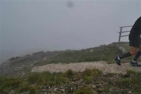 TRAIL di PIZZO San Michele N°3157 FOTO scattate a raffica in VETTA da Peppe Dalessio con nebbia e gran freddo - foto 498