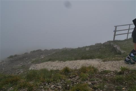 TRAIL di PIZZO San Michele N°3157 FOTO scattate a raffica in VETTA da Peppe Dalessio con nebbia e gran freddo - foto 499