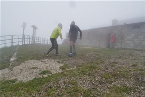 TRAIL di PIZZO San Michele N°3157 FOTO scattate a raffica in VETTA da Peppe Dalessio con nebbia e gran freddo - foto 501