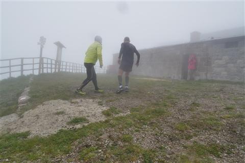 TRAIL di PIZZO San Michele N°3157 FOTO scattate a raffica in VETTA da Peppe Dalessio con nebbia e gran freddo - foto 502