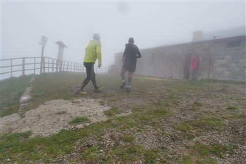 TRAIL di PIZZO San Michele N°3157 FOTO scattate a raffica in VETTA da Peppe Dalessio con nebbia e gran freddo - foto 503