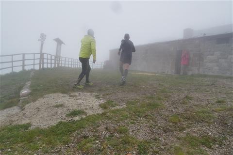 TRAIL di PIZZO San Michele N°3157 FOTO scattate a raffica in VETTA da Peppe Dalessio con nebbia e gran freddo - foto 504