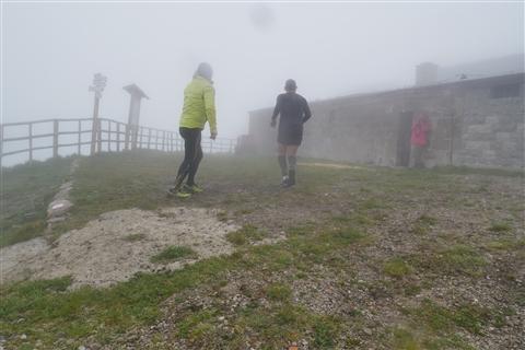 TRAIL di PIZZO San Michele N°3157 FOTO scattate a raffica in VETTA da Peppe Dalessio con nebbia e gran freddo - foto 505