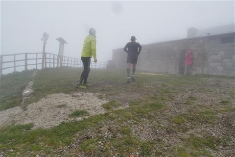TRAIL di PIZZO San Michele N°3157 FOTO scattate a raffica in VETTA da Peppe Dalessio con nebbia e gran freddo - foto 506