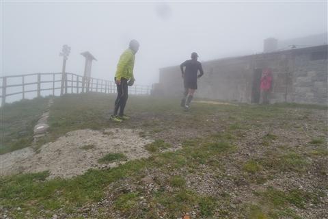 TRAIL di PIZZO San Michele N°3157 FOTO scattate a raffica in VETTA da Peppe Dalessio con nebbia e gran freddo - foto 508
