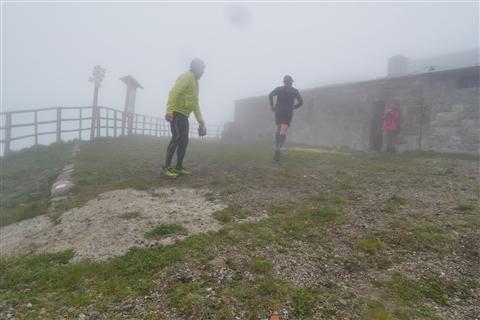 TRAIL di PIZZO San Michele N°3157 FOTO scattate a raffica in VETTA da Peppe Dalessio con nebbia e gran freddo - foto 509