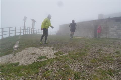 TRAIL di PIZZO San Michele N°3157 FOTO scattate a raffica in VETTA da Peppe Dalessio con nebbia e gran freddo - foto 510