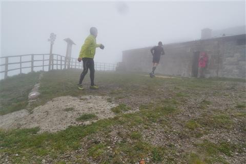 TRAIL di PIZZO San Michele N°3157 FOTO scattate a raffica in VETTA da Peppe Dalessio con nebbia e gran freddo - foto 514