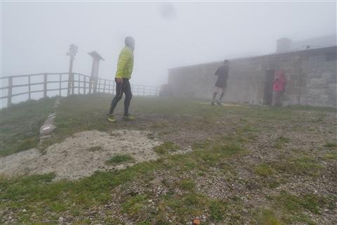 TRAIL di PIZZO San Michele N°3157 FOTO scattate a raffica in VETTA da Peppe Dalessio con nebbia e gran freddo - foto 516