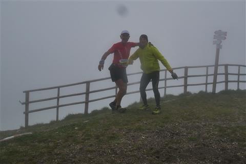 TRAIL di PIZZO San Michele N°3157 FOTO scattate a raffica in VETTA da Peppe Dalessio con nebbia e gran freddo - foto 571