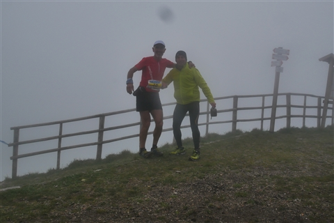 TRAIL di PIZZO San Michele N°3157 FOTO scattate a raffica in VETTA da Peppe Dalessio con nebbia e gran freddo - foto 573