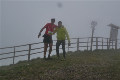 TRAIL di PIZZO San Michele N°3157 FOTO scattate a raffica in VETTA da Peppe Dalessio con nebbia e gran freddo - foto 575