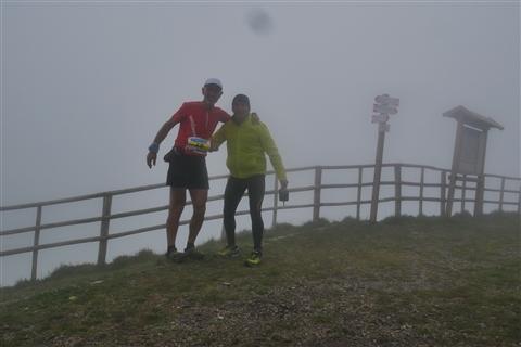 TRAIL di PIZZO San Michele N°3157 FOTO scattate a raffica in VETTA da Peppe Dalessio con nebbia e gran freddo - foto 578