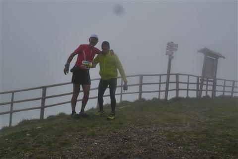 TRAIL di PIZZO San Michele N°3157 FOTO scattate a raffica in VETTA da Peppe Dalessio con nebbia e gran freddo - foto 581