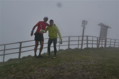 TRAIL di PIZZO San Michele N°3157 FOTO scattate a raffica in VETTA da Peppe Dalessio con nebbia e gran freddo - foto 583