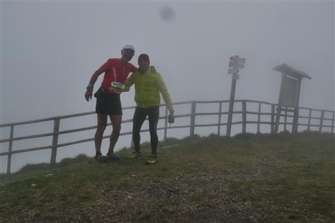 TRAIL di PIZZO San Michele N°3157 FOTO scattate a raffica in VETTA da Peppe Dalessio con nebbia e gran freddo - foto 584